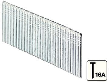 16A 20° Stainless Steel Brad Nails 50mm (Box 2000)